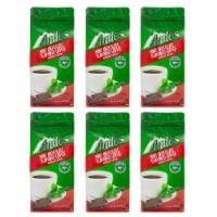 Andes Chocolate Mint Flavored, Medium Roast, Ground Coffee , Six bags - 12 ounces each - Six - Twelve Ounce Bags