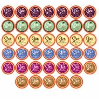Slice Flavored Coffee, Variety Pack for Keurig K Cup Brewers, 40 Count