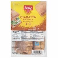 Schar Gluten Free Multigrain Ciabatta