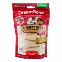 DreamBone Butcher's Cut Pork Flavor Dog Chews