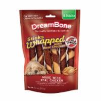 DreamBone Chicken Wrap Sticks Dog Chews