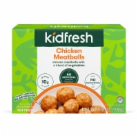 Kidfresh Mighty Meaty Chicken Meatballs