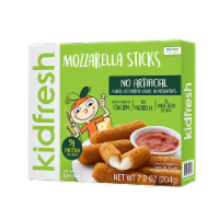 Kidfresh Mozzarella Sticks