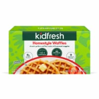 Kidfresh Homestyle Waffles 8 Count