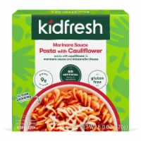 Kidfresh Marinara Sauce Pasta with Cauliflower