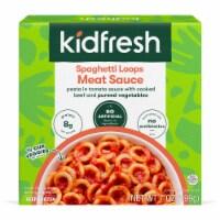 Kidfresh Spaghetti Loops Meat Sauce