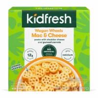 Kidfresh Wagon Wheels Mac 'n Cheese