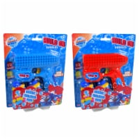 Anker Bubble Workz Build On Blocks Bubbles Blaster - Assorted