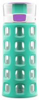 Ello Dash Tritan Water Bottle - Mint/Purple