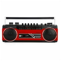 Riptunes Blt Retro Cassette Radio Sd/usb - 1