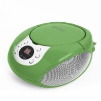 Riptunes Cd Boombox W/ Am/fm Radio Green - 1