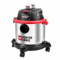 Porter-Cable PCX184065B 5 Gallon Wet Dry Vacuum - 1