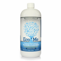 Eco-Me ECOM-FCFF32-06 32 oz Fragrance-Free Floor Cleaner, Pack of 6