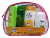 Good To Go Deluxe Women's Travel Kit