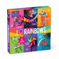 Craft-tastic I Love Rainbows Craft Kit - 172 pc