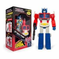 Super7 Transformers Super Cyborg G1 Optimus Prime Color Figure - 1 Unit