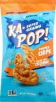 Ka-Pop! Dairy-Free Cheddar Flavor Ancient Grain Popped Chips