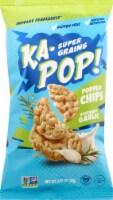 Ka-Pop! Rosemary Garlic Ancient Grain Popped Chips