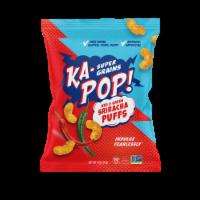 Ka-Pop! Super Grains Red and Green Sriracha Puffs