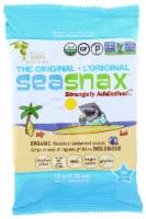 SeaSnax Organic Original Roasted Seaweed Snack - 0.36 oz