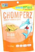 SeaSnax Chomperz Crunchy Seaweed Chips