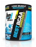 BPI  Sports BEST BCAA SHREDDED™   Blue Raz