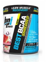 BPI  Sports BEST BCAA SHREDDED™   Watermelon Ice