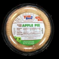 Yumbana Gluten Free Apple Pie