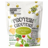 Shrewd Food Parmesan Herb Protein Croutons - 2.65 oz