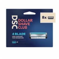 Dollar Shave Club All Terrain Razor Refill Kit