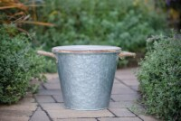Patio Essentials Citronella Bucket Candle For Mosquitoes/Other Flying Insects 132 oz. - Count of: 1
