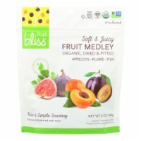 Fruit Bliss - Organic Fruit Medley - Fruit Medley - Case of 6 - 5 oz.