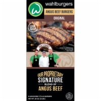 Wahlburgers Original Angus Beef Burgers - 6 ct / 32 oz
