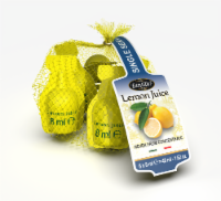 Tantillo Lemon Juice Single Serve - 6 ea / 8 ml