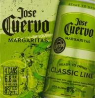 Jose Cuervo Lime Margaritas