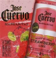 Jose Cuervo Strawberry Lime Margarita