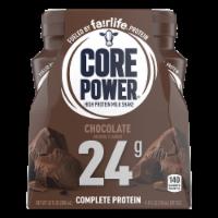 Core Power Chocolate High Protein Milk Shakes