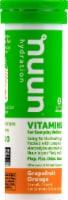 Nuun Hydration Grapefruit Orange Effervescent Vitamin Supplement Tablets - 12 ct