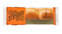St Pierre® Brioche Hamburger Buns - 6 ct / 10.6 oz