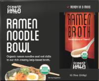 Ocean's Halo Organic Ramen Noodle Bowl
