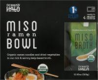 Ocean's Halo® Miso Ramen Bowl - 10.9 oz