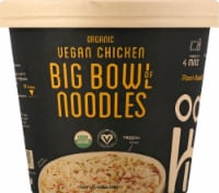 Ocean's Halo Organic Vegan Chicken Big Bowl of Noodles