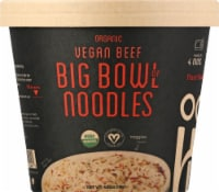 Ocean's Halo Organic Vegan Beef Big Bowl of Noodles