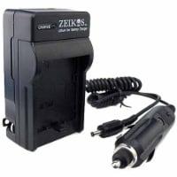 Battery Travel Charger For Jvc Bn-vf815 Bn, Bn-vf823, - 1