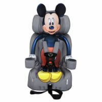 KidsEmbrace Disney Mickey Mouse Combination 5 Point Harness Booster Car Seat - 1 Piece