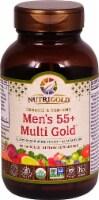 NutriGold Men's 55 plus Multi Gold™ - 90 ct