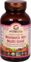 NutriGold Organic Women's 40 Plus Multi Gold Capsules - 90 ct