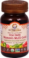 NutriGold One Daily Women's Multi Gold Capsules - 30 ct