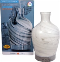 GreenAir  Serene Living® Essential Oil Diffuser Carrara Marble