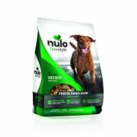Nulo ND02117 Free Style Dog Freeze Dried Raw Grain Free Duck - 5 oz - 1